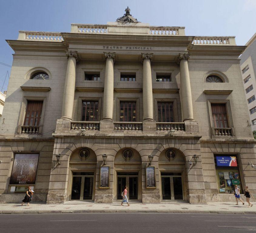 Teatro Principal de Valencia