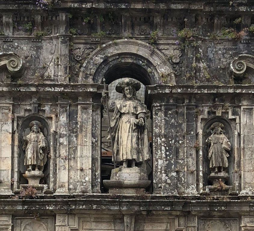 Fachada Puerta Santa