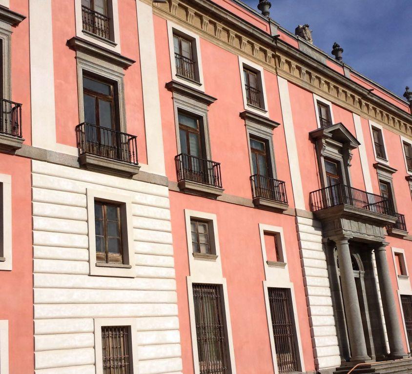 Palacio Infante D. Luis de Borbón